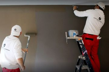 Binnenwerken - schilders breda